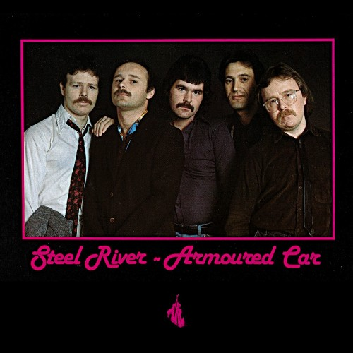 Armoured Car - Steel River