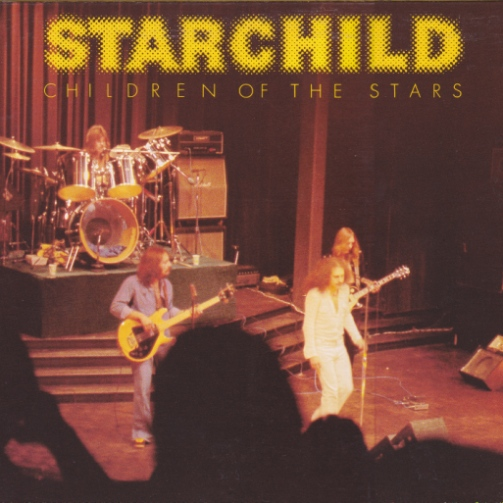 Children Of The Stars - Starchild